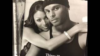 Kenny Lattimore & Chanté Moore  - Make It Last Forever