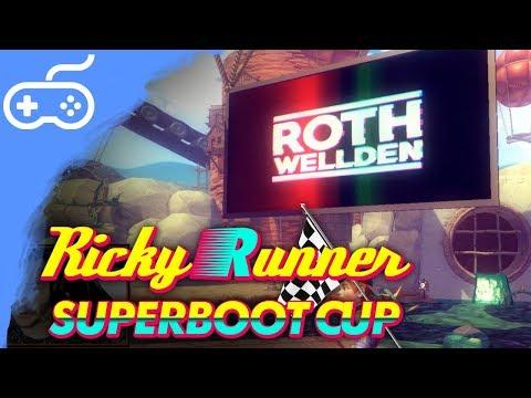 SOUTĚŽ A SPECIÁLNÍ ÚROVEŇ! - Ricky Runner