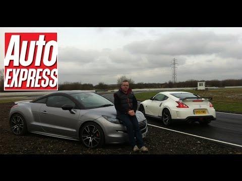 FWD vs RWD: Peugeot RCZ-R vs Nissan 370z Nismo