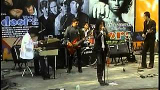 THE DOORS TRIBUTO I LOOKED AT YOU