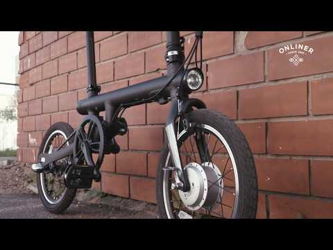Обзор Xiaomi QiCycle EF1