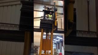 Very Narrow Aisle (VNA) Truck Training Video