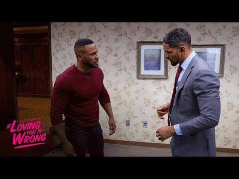 Randal Blows Up on Larry | Tyler Perry's If Loving You Is Wrong | Oprah Winfrey Network