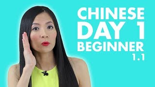 Learn Chinese for Beginners   Beginner Chinese Lesson 1: Self-Introduction in Chinese Mandarin 1.1