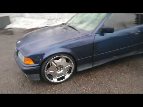 MORE RIMS 93 BMW 325IS