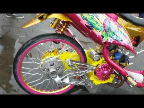 Video Modifikasi Yamaha Mio Soul Street Racing Extreme!!