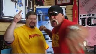 Hulk Hogan – Fan Wrestling Promo – July 27th, 2014
