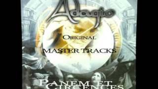 Adagio - Panem et Circenses ♪♫♪♫♪ Guitar/Bass/Drums TRACK ONLY ! (Master tracks)