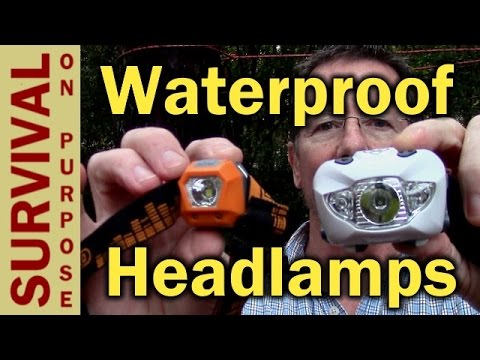 Vitchelo Waterproof Headlamp Review