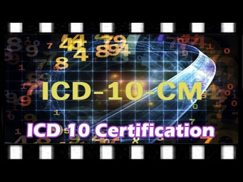 ICD-10 Certification — ICD-10-CM Proficiency Assessment Exam ...