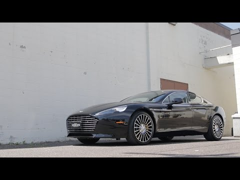 2015 Aston Martin Rapide S Review