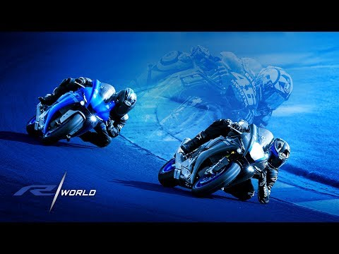 2021 Yamaha YZF-R1 in Zephyrhills, Florida - Video 1