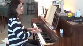 Dahil Sa Iyo 4/4/14 Piano