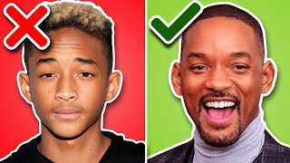 Why People Love Will Smith (And Not Jaden)