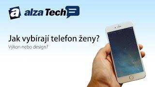 Diskuse: Jak si vybírají telefon ženy? - AlzaTech #264