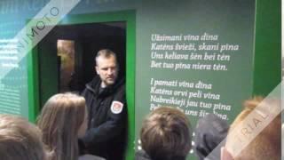 Atradome Varnių regioninio parko lankytojų centrą (Telšių rajonas)