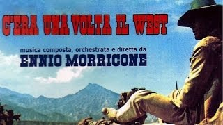 Ennio Morricone - Best Tracks From Once Upon A Time In The West - Official Original Soundtrack