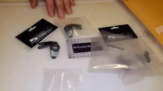 SSD RC Pro Aluminum Knuckles N Chubs