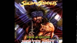 Suicidal Tendencies Join The Army (subtitulado español)