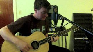 Accordingly - Chris Whitley (cover by Josh Fuson)