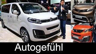 Peugeot Traveller 2016 - dabar