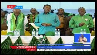 Weekend Prime: FORD Kenya endorses Wetangula as its presidential candidate
