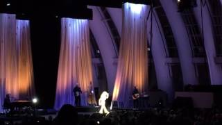 Dolly Parton opening act at Hollywood Bowl 2016 - Train Train