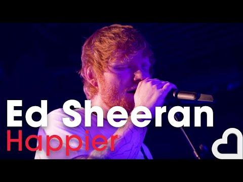 Ed Sheeran - Happier   Heart Live   Heart