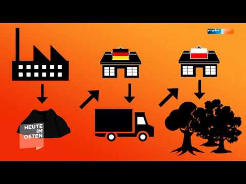 Müll ist dreckig, Müll stinkt, Müll verpestet die Umwelt und Müll ist Money!