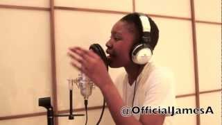 James Anderson - Usher - Climax (cover)