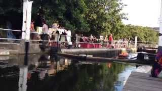 preview picture of video 'Canal party - Hackney WickED'