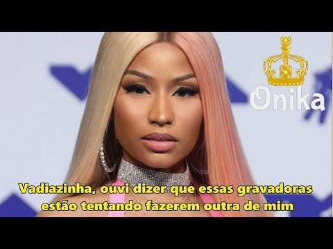 Nicki Minaj - No Flag (Verso) [Legendado/PT/BR]