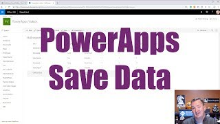 PowerApps Save Data - Patch, Collect, and ForAll