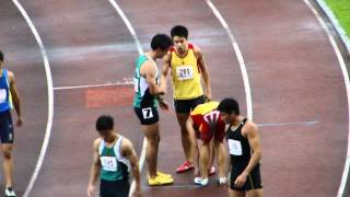 100m Boys