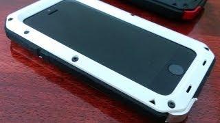 Lunatik Taktik cases for iPhone 5 and 5s