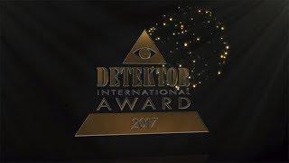 The presentation of the Detektor International Award 2017