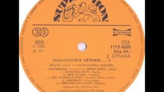 Krausberry - Jaroslav [1988 Vinyl Records 33rpm]
