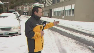 Let's talk about why it's a struggle to clear Portland's roads of snow