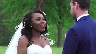Our Wedding Video | Interracial Couple - Interracial Marriage - Nelie And Matt