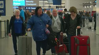 Hundreds Of Cancellations, Delays Reported At MSP Airport