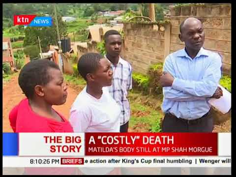 The Big Story: A 'costly' death after a woman is billed Shs 850000 for 10hrs