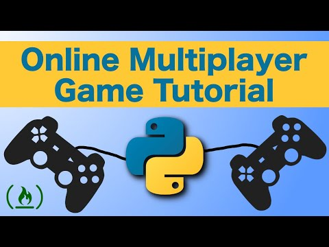 mp4 Python Online Multiplayer Game, download Python Online Multiplayer Game video klip Python Online Multiplayer Game
