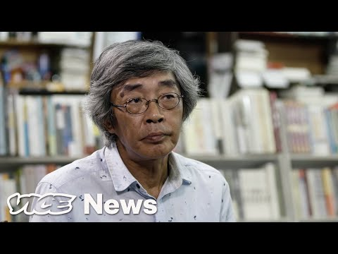 Why This Bookseller Is Still Afraid To Return Home To Hong Kong