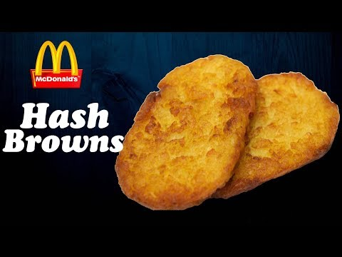 Make Breakfast : Hash Browns like McDonald's at home !!  Crispiest Hash Browns   Simply Yummylicious