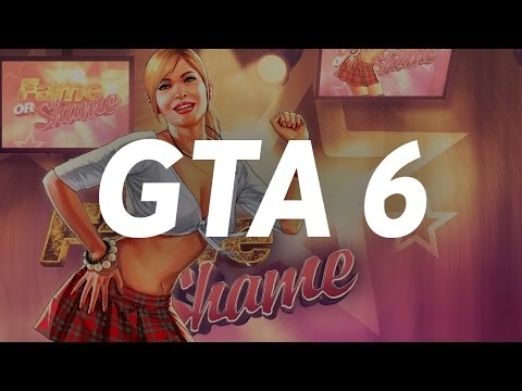 NEW GTA Game Being Made By Former Rockstar Developer | Everywhere | GTA 6 | Grand Theft Auto 6