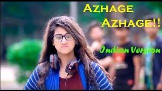 Azhage Azhage| Album Song| Tamil| Indian Version| Mp4 HD