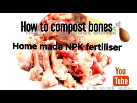 , title : 'How to Make NPK - Chicken Bone Fertiliser Hack