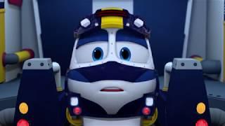 Мультфильм для детей про паровозики – Роботы поезда 🚄   все серии подряд   сборник 16 20