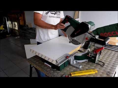 Ein neues Möbelstück nach eigenen Bedürfnissen umbauen u. die montage eines Schuhschrank