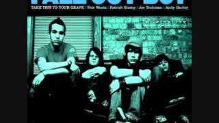The Pros And Cons Of Breathing by Fall Out Boy